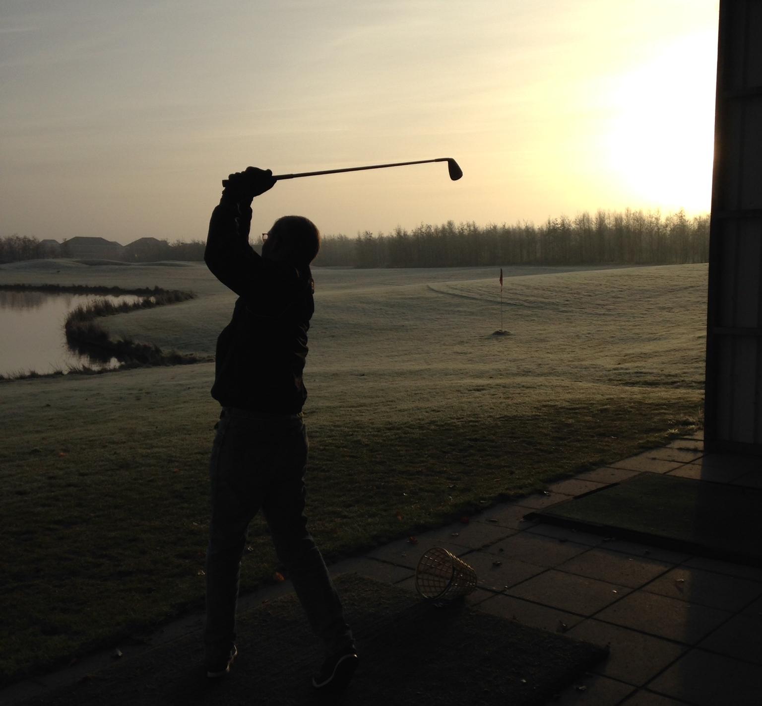 Individuele golflessen